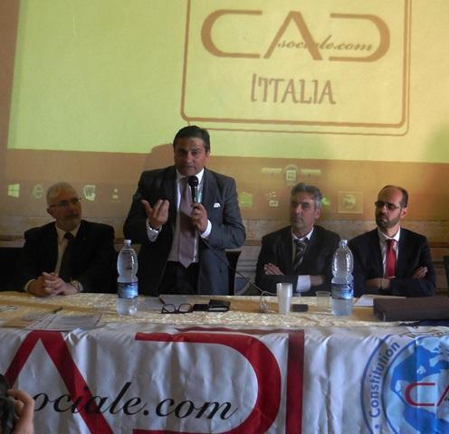 Milazzo/ L'incontro sullo sviluppo promosso dal CAD a palazzo D'Amico