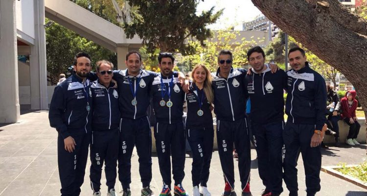 """""""Swimblu"""" Milazzo eccelle anche nel trofeo Cattarinich di Palermo"""