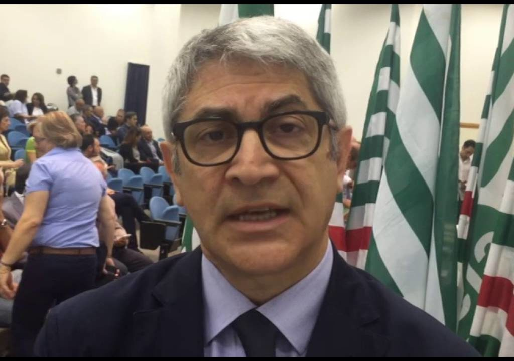 Tonino Genovese confermato segretario generale della Cisl Messina