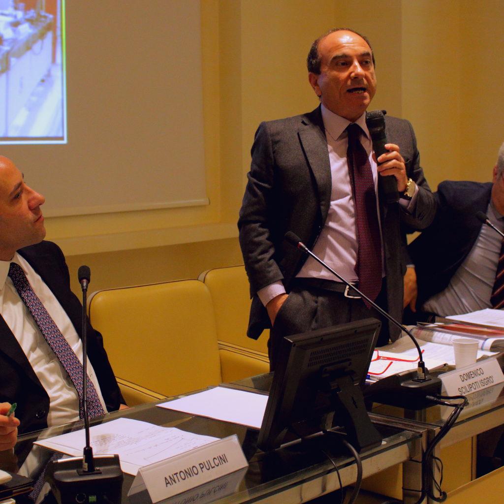 """Zuccaro parla al Senato, Scilipoti commenta: """"su navi Ong giusto ospitare ufficiali di Polizia"""""""