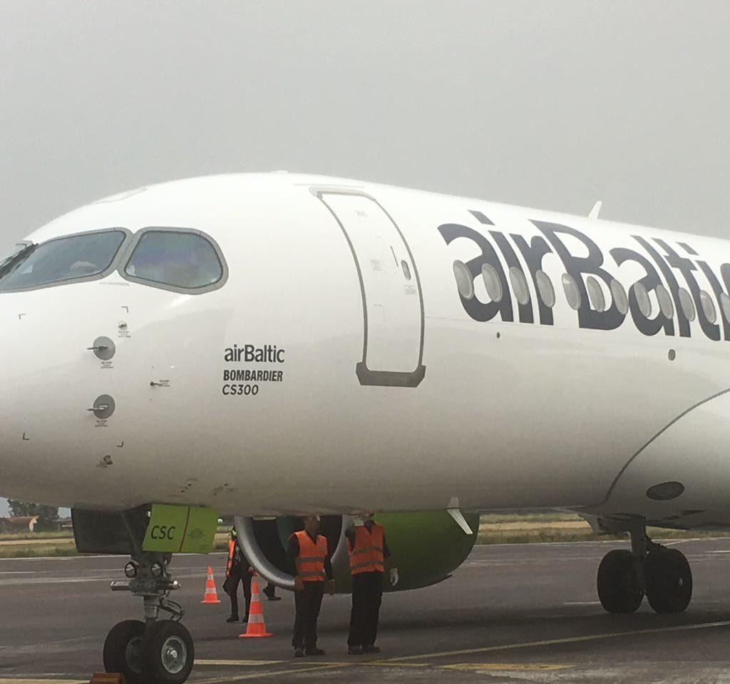 Nuova rotta Catania-Riga: Air Baltic vola da Fontanarossa