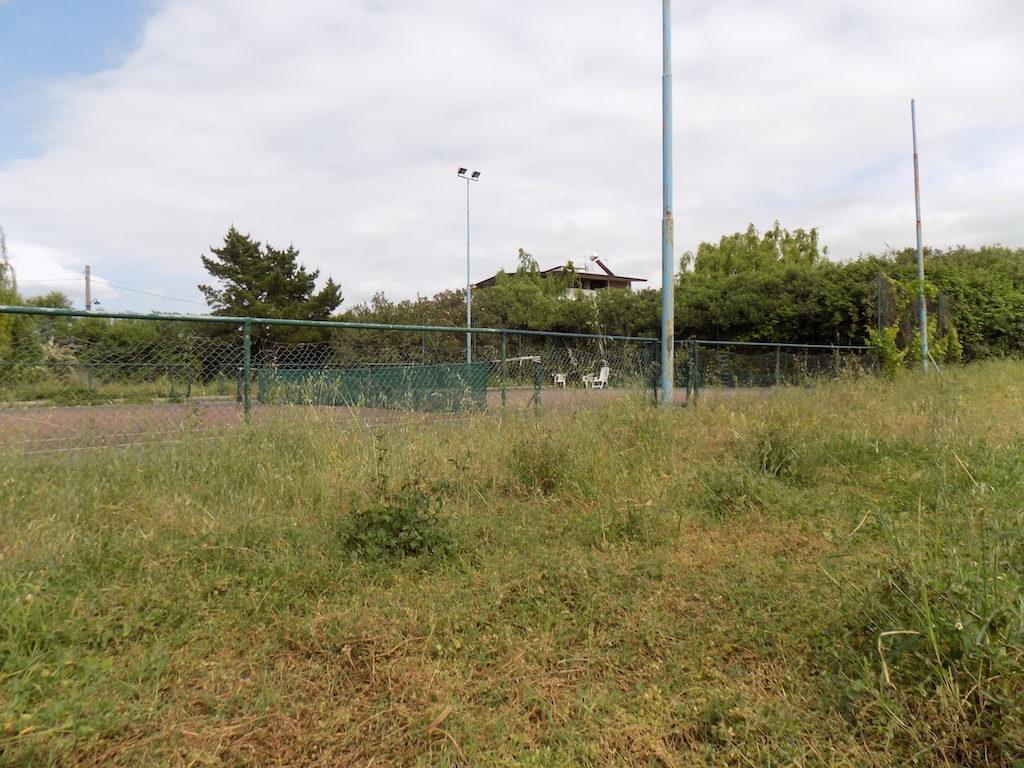 """Barcellona P.G., l'appello di Antonio Catalfamo: """"ridiamo dignità al campo da tennis Coccomelli"""""""
