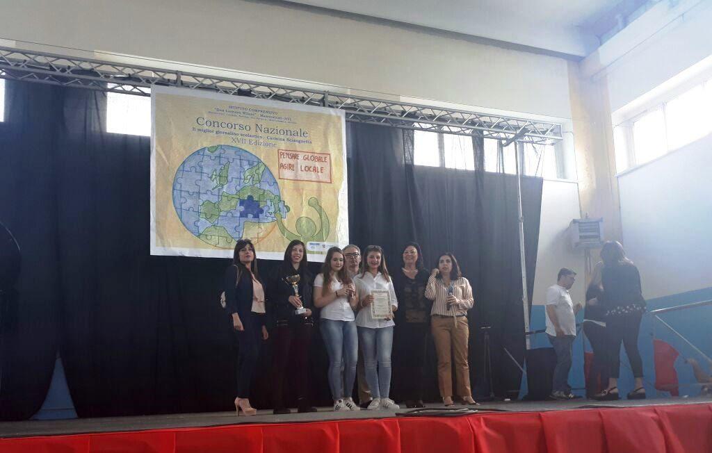 Milazzo/ L'Ettore si riconferma leader nel giornalismo scolastico