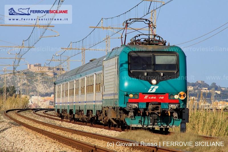 Ferrovie, continui disservizi sulla tratta Palermo-Messina: i viaggiatori possono chiedere risarcimento