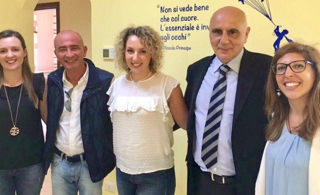Milazzo/ Nuova comunità alloggio. La visita del sindaco