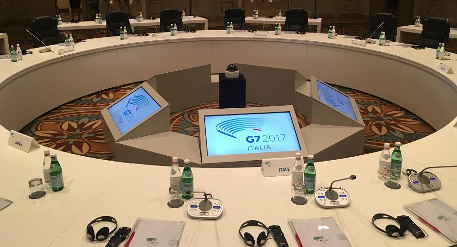 G7 a Taormina: la Regione sborsa 500mila euro per il piano sanitario d'emergenza