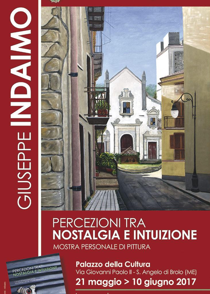 Sant'Angelo di Brolo/ Mostra di Indaimo
