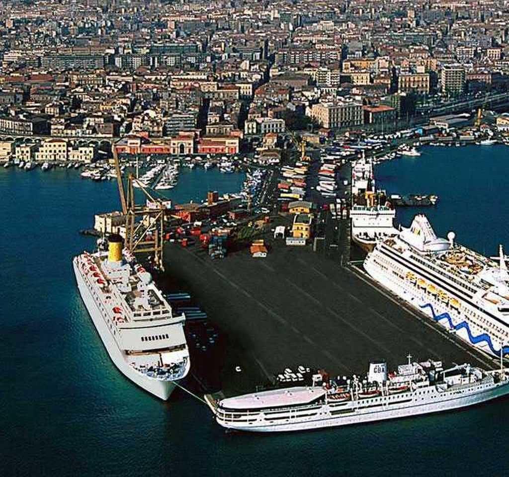 Il porto di Catania inserito nella rete delle più importanti infrastrutture europee