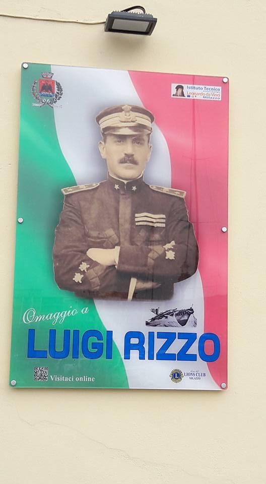 Milazzo/ Sabato s'inaugura spazio espositivo dedicato a Luigi Rizzo