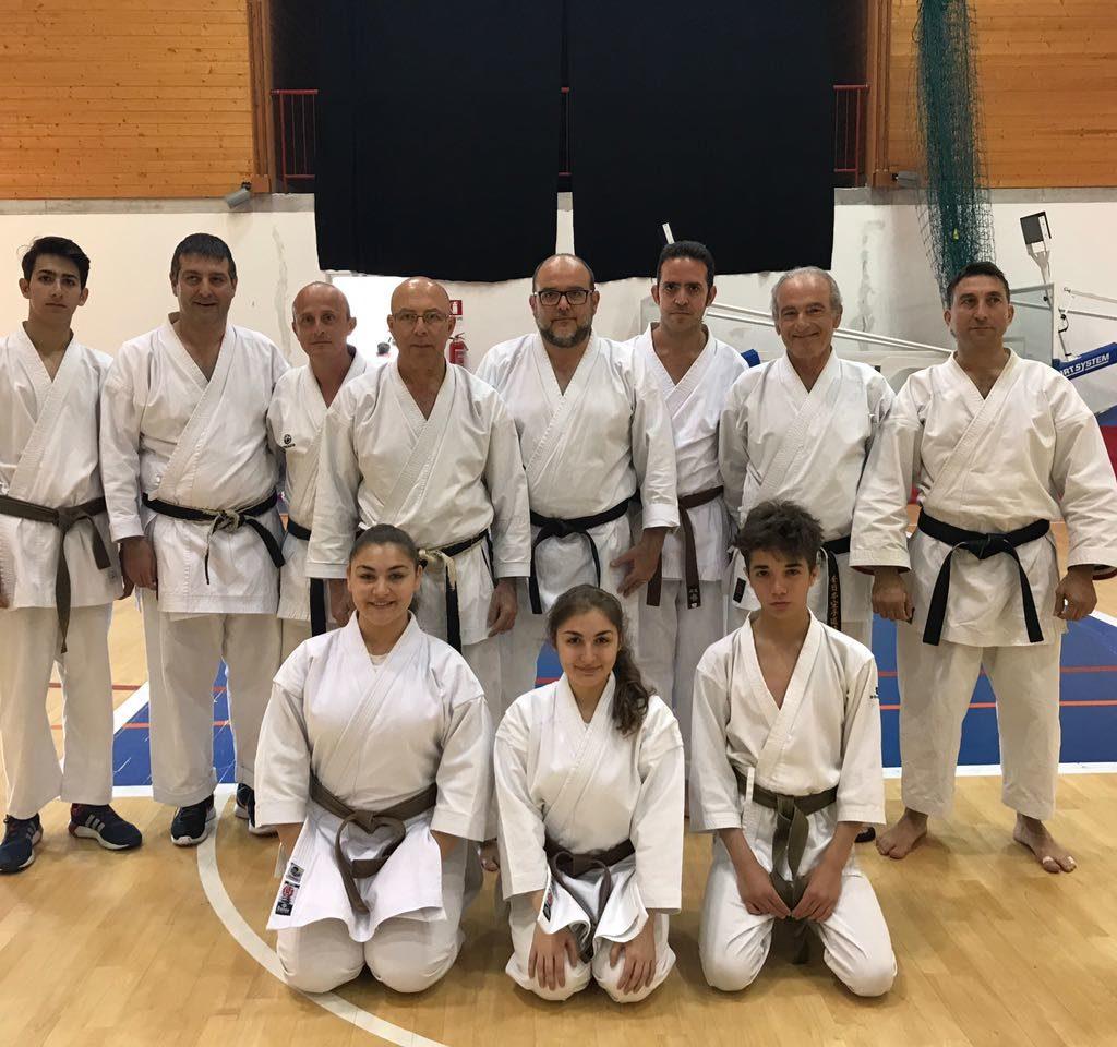 Expo 2000 Karate sugli scudi allo stage nazionale di Lizzano Belvedere