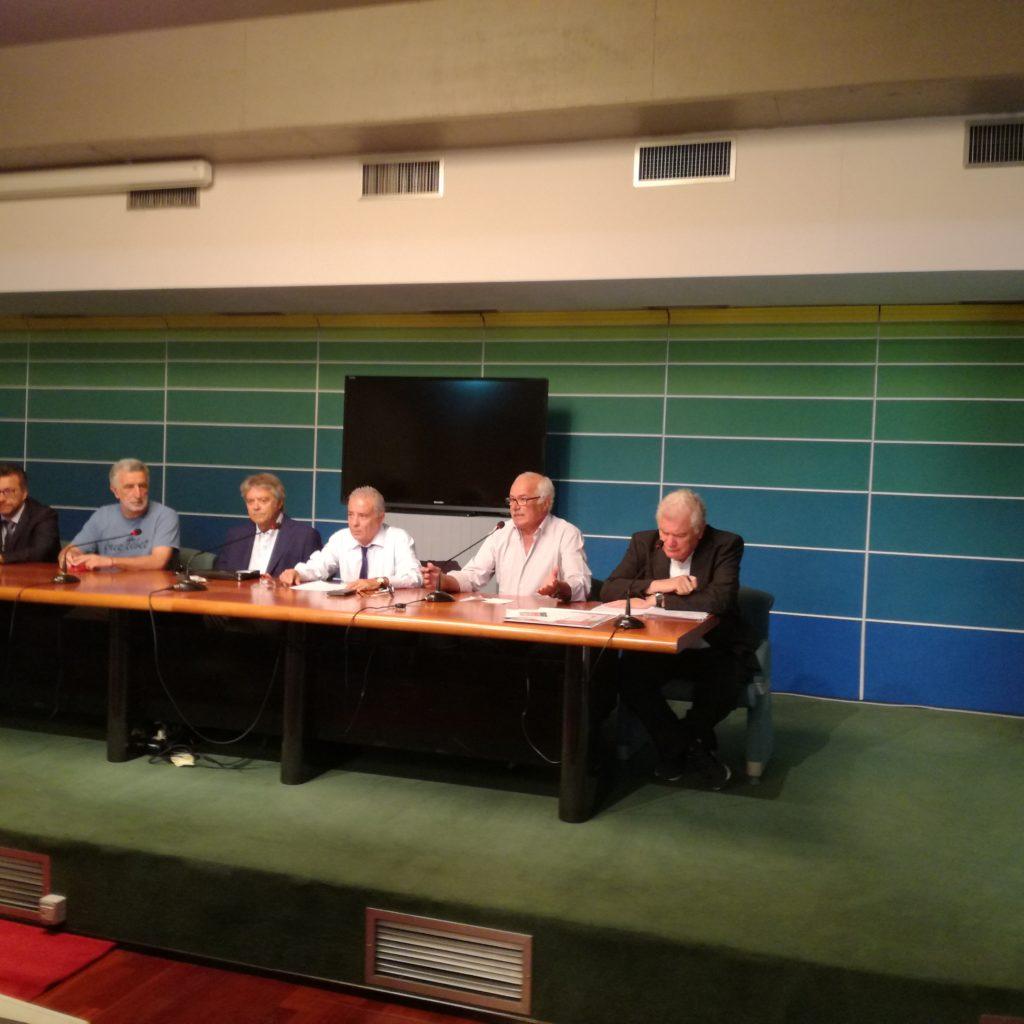 La nuova ACR Messina di Pietro Sciotto ha presentato l'organigramma dirigenziale.