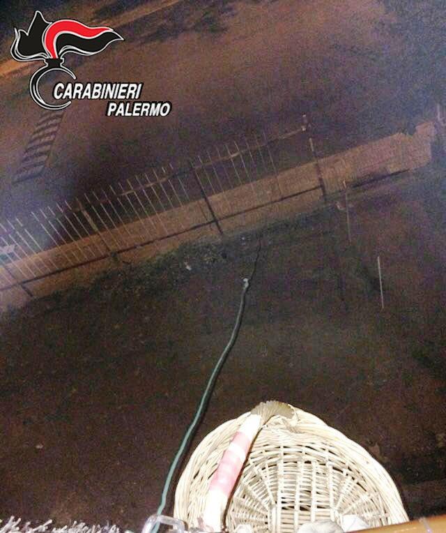 Agli arresti domiciliari con braccialetto spacciava col paniere 'calato' dal balcone