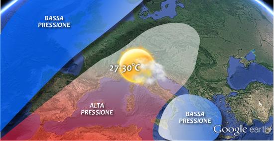 Sole e temperature estive, l'estate continua: farà ancora caldo per tutto il weekend