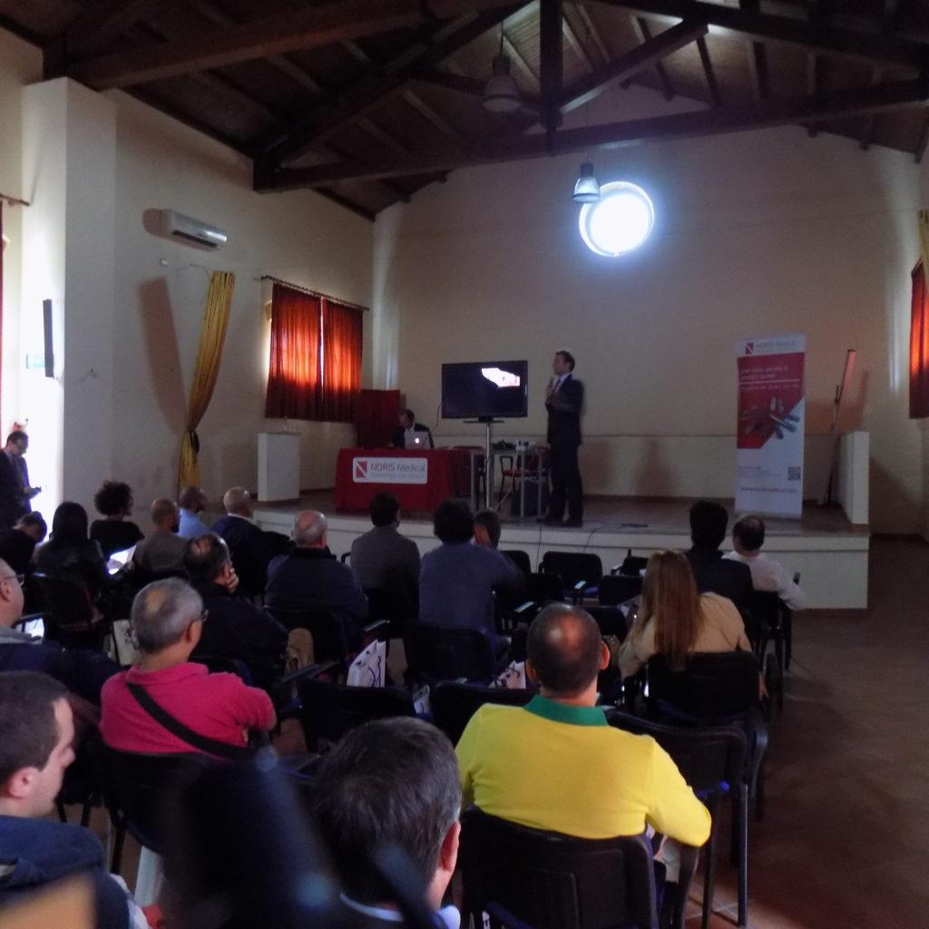 Barcellona P.G., Noris Medical presenta le sue novità in un convegno promosso da Dental Space