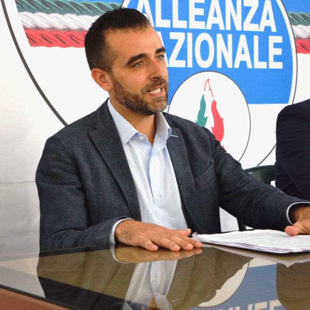 Presentata oggi la candidatura alle regionali del giovane Antonio Catalfamo