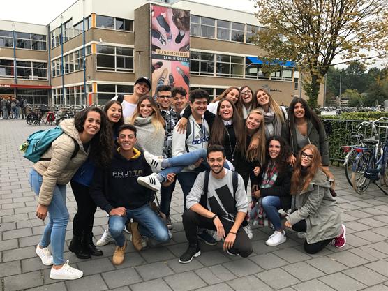 Il liceo Impallomeni di Milazzo ancora ospite dell'Ulenhof college di Doetinchem (Olanda)