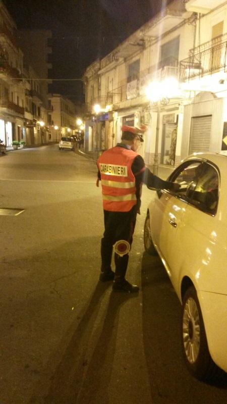 Carabinieri di Barcellona Pozzo  di Gotto denunciano 13 persone