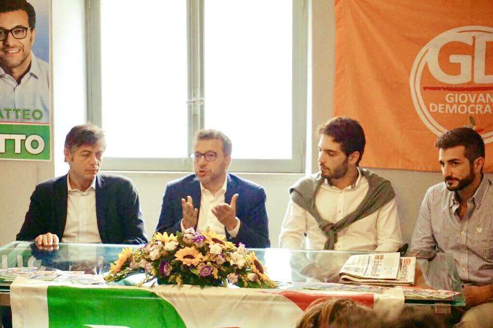 Mercoledì 18 Matteo Sciotto incontra i cittadini al teatro Vittorio Emanuele di Messina
