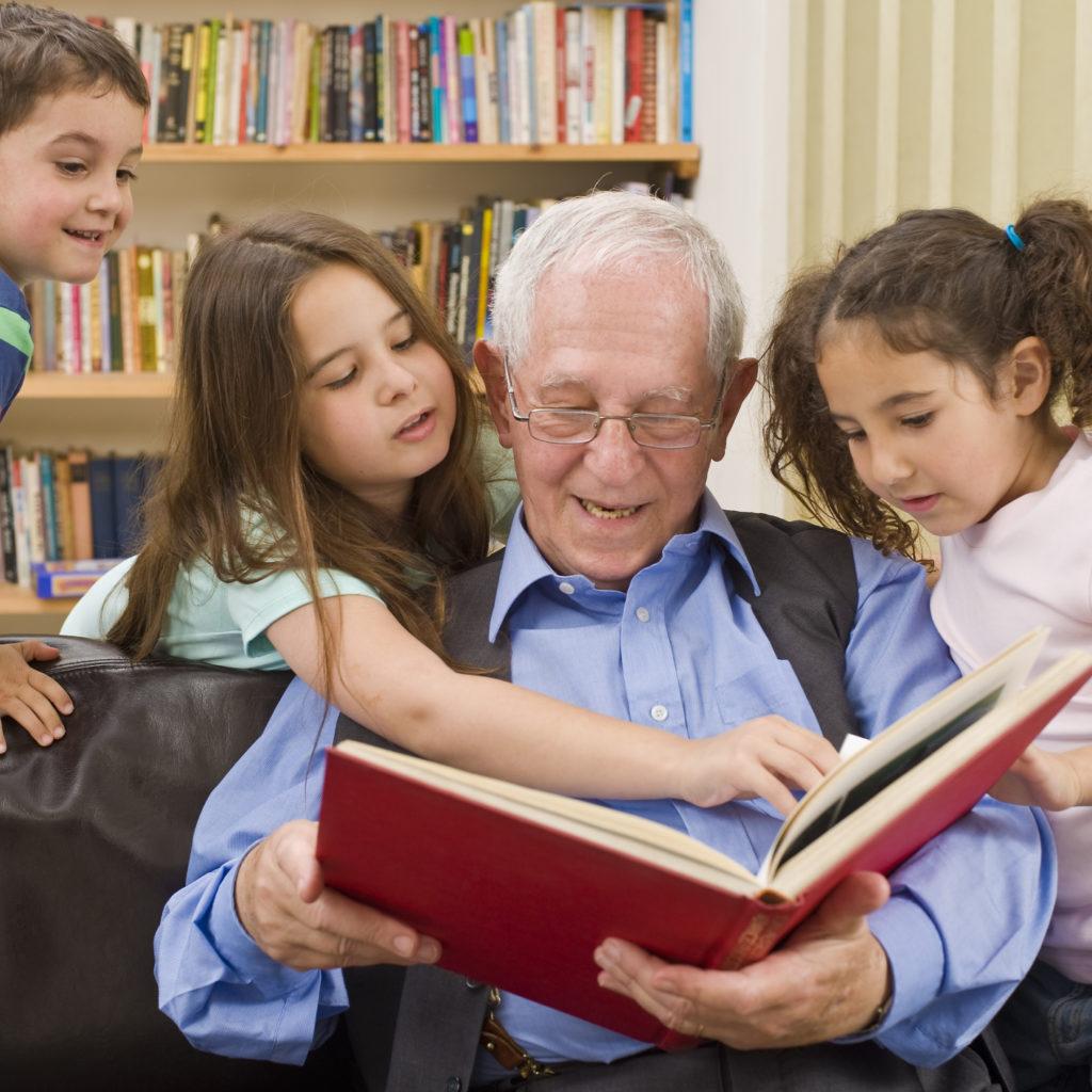 Festa dei nonni, in Italia gli over 65 sono il 22,3% della popolazione