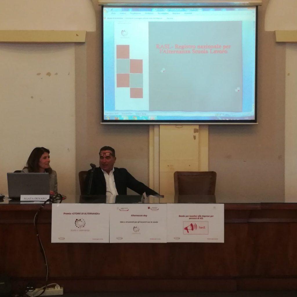 """""""Alternanza day"""": presentato il progetto """"Orientamento al lavoro e alle professioni"""""""