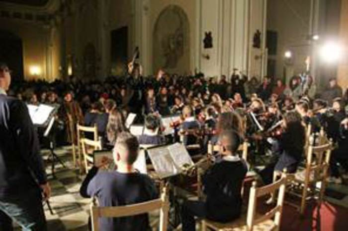 Concerto Epifania Coro infantile Quattrocanti a Palermo