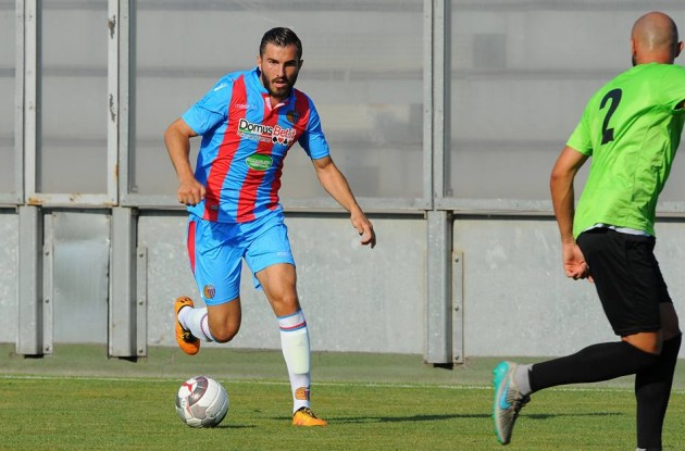 Barisic torna al Catania, altra cessione per il Siracusa