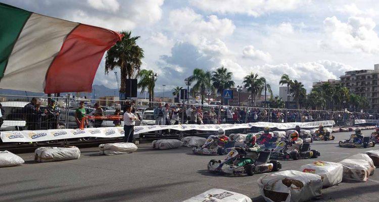 Karting, domani mattina a Milazzo la prima prova del Campionato Italiano