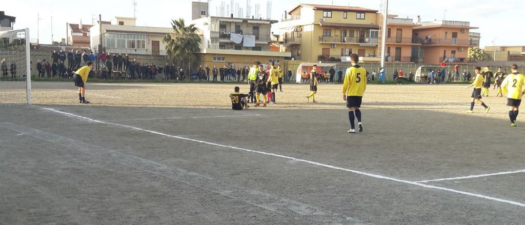 Calcio, i Giovanissimi Provinciali della Folgore battono il Milazzo Academy