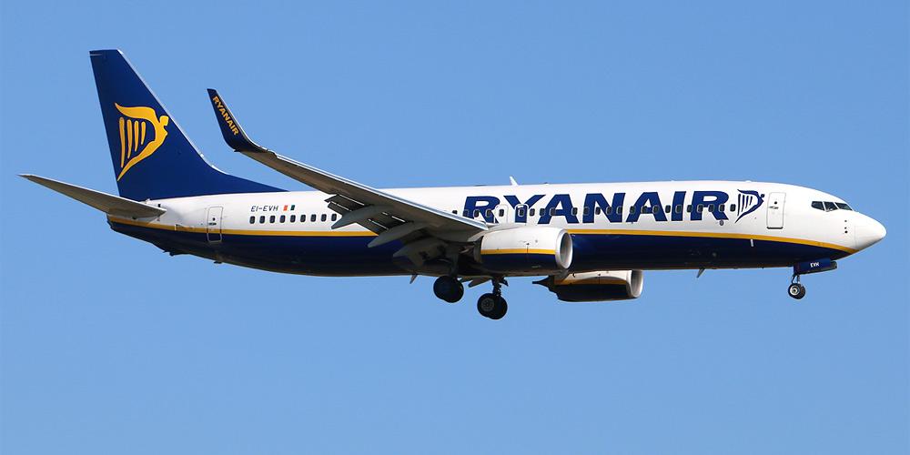 Ryanair presenta due nuovi collegamenti da Palermo per Manchester a partire da giugno