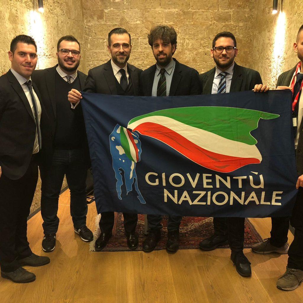 I giovani di Fratelli d'Italia si riuniscono all'Ars: primo coordinamento regionale