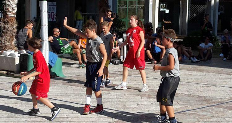 Gli appuntamenti estivi del Minibasket Milazzo. Da giugno a settembre