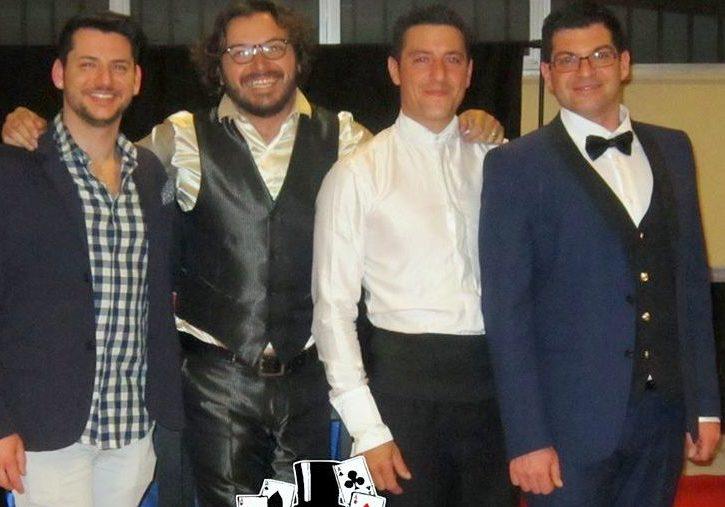 Club Magico Catanese scelto per rappresentare il grande illusionismo ai piedi dell'Etna