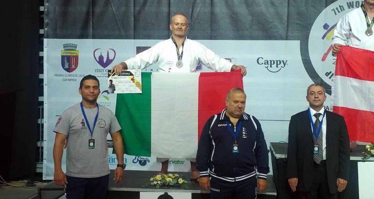 Karate, tre medaglie mondiali per il Dojo Milazzo