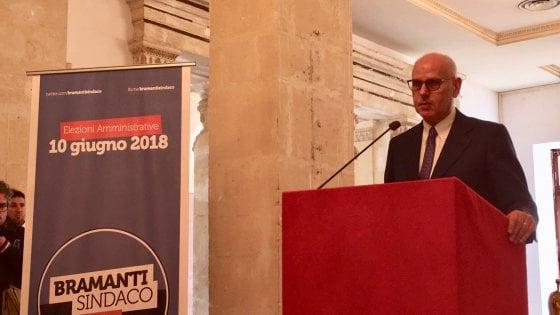 ELEZIONI AMMINISTRATIVE MESSINA, FORZA ITALIA SPOSA IL PROGETTO BRAMANTI