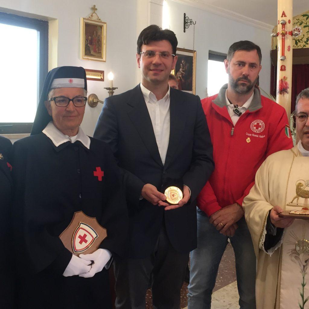 A Messina ricordati i 110 anni del Corpo delle Infermiere Volontarie della Croce Rossa Italiana