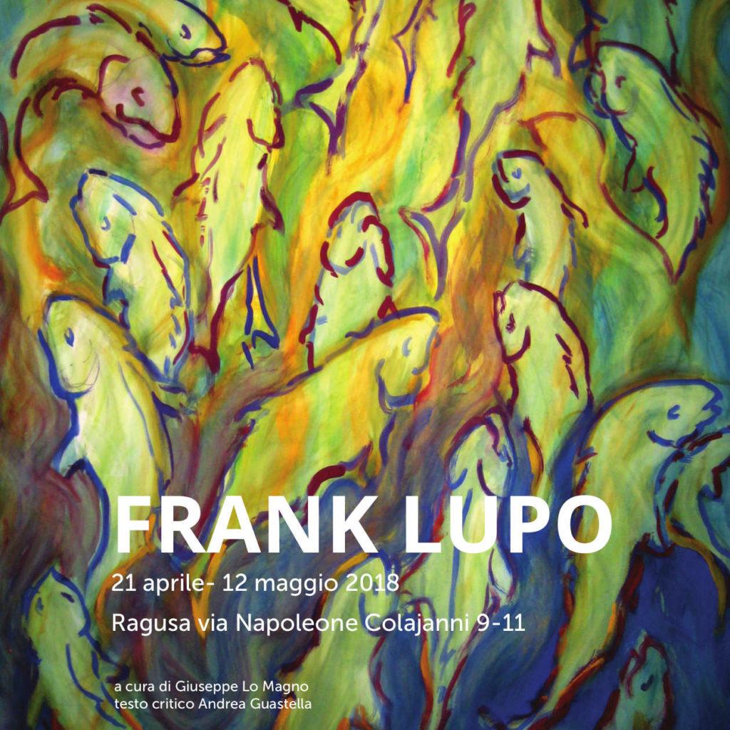 Arte, lo statunitense Frank Lupo per la prima volta in Sicilia con una mostra organizzata da Lo Magno Arte contemporanea