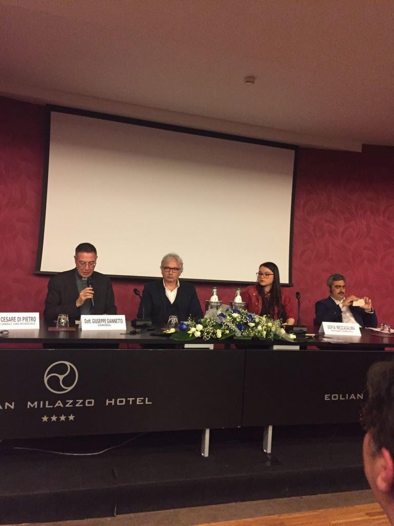 Milazzo/ Partecipazione numerosa alla presentazione del documentario di Sofia Mezzasalma