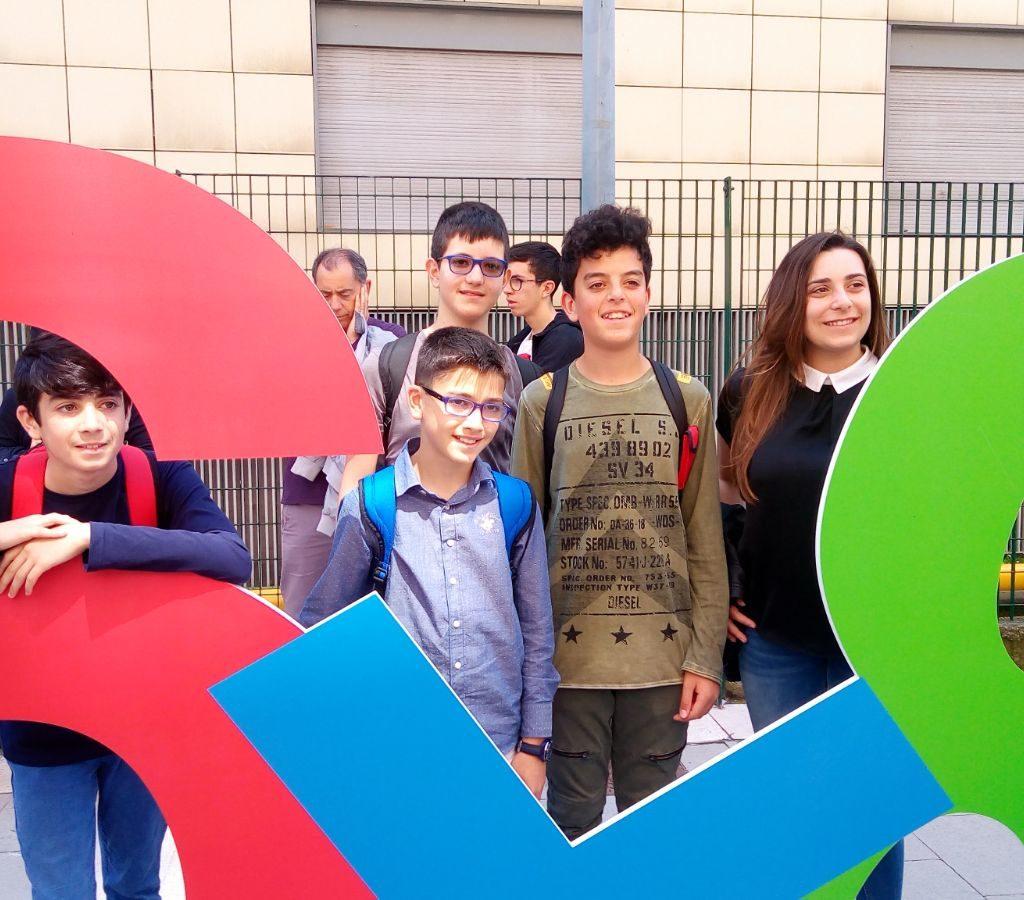 Milazzo/Studenti della Zirilli alla finale nazionale dei campionati internazionali di giochi matematici