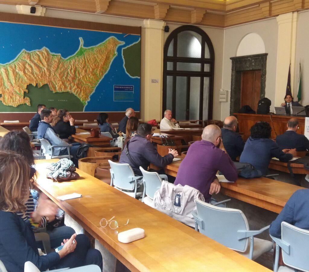 """""""I servizi digitali delle Camere di commercio"""" al centro dell'incontro svoltosi a Messina"""