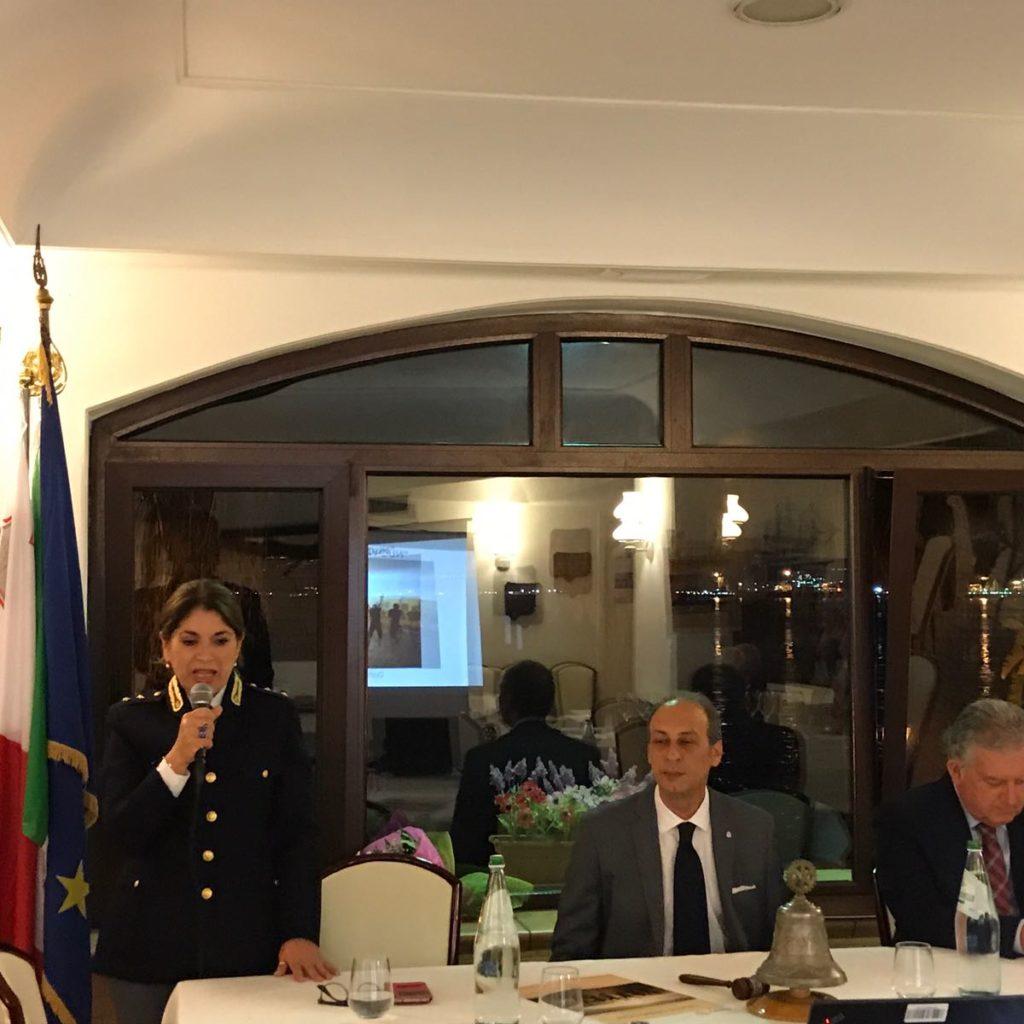 Milazzo/ Il Rotary promuove iniziative e progetti di legalità ed etica affidando la comunicazione alla Polizia di Stato