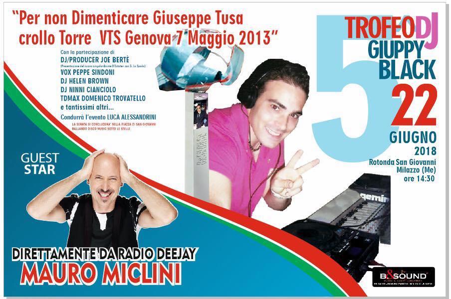 Per non dimenticare Giuseppe Tusa, iniziativa a Milazzo giorno 22