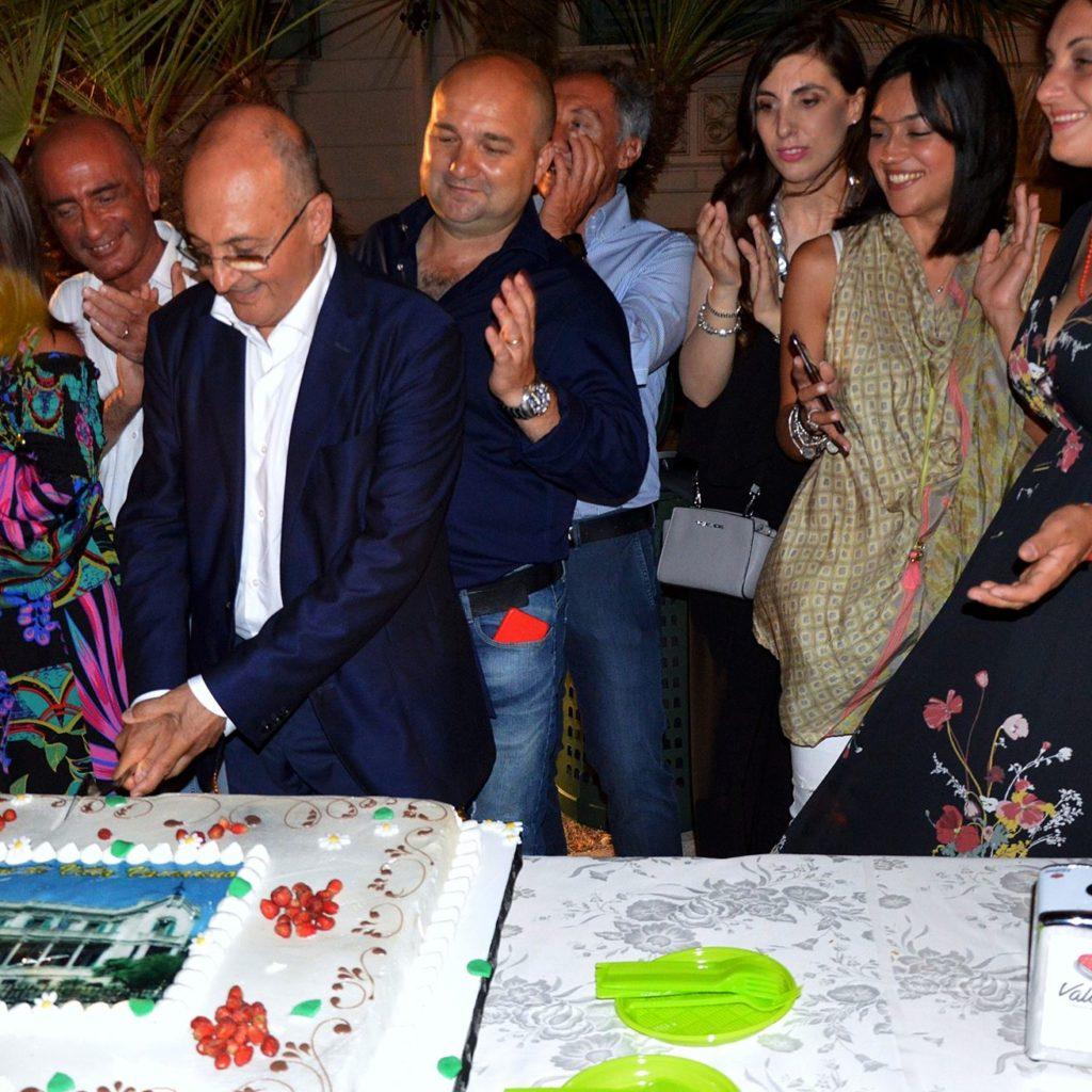 L'inaugurazione dei Giardini di Villa Vaccarino a Milazzo