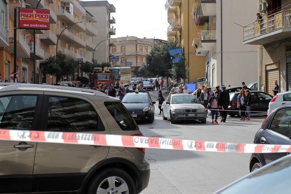Lite per confini terreni, anziano uccide un 70enne