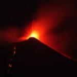 Due forti esplosioni sullo Stromboli