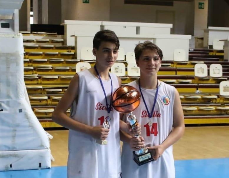 Due atleti dell'Asd Svincolati Milazzo nella rappresentativa siciliana Under 14