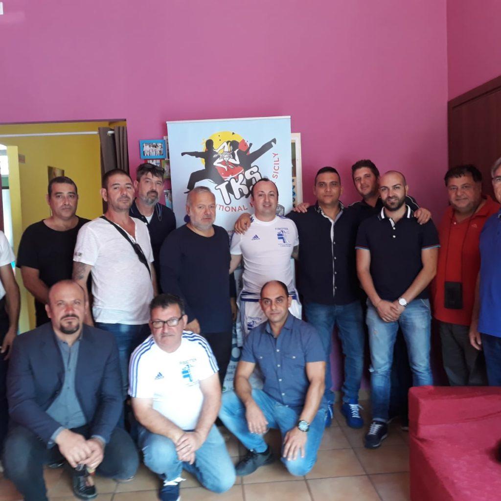 Nasce Traditional Karate Sicily, una primizia siciliana targata Milazzo