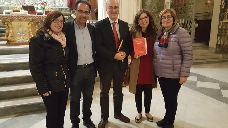 A Carlentini incontro con l'autore Francesco Deliziosi