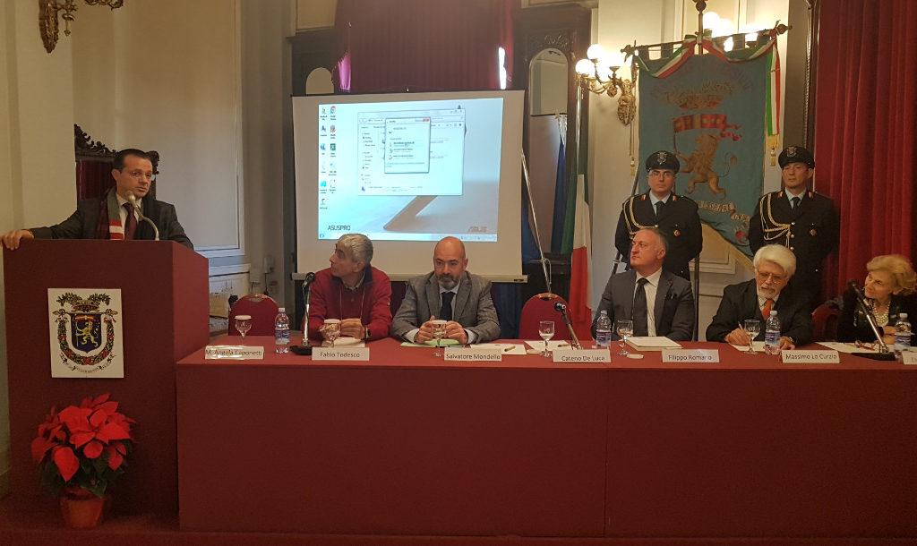 Città Metropolitana di Messina, celebrato il centenario dell'inaugurazione di Palazzo dei Leoni