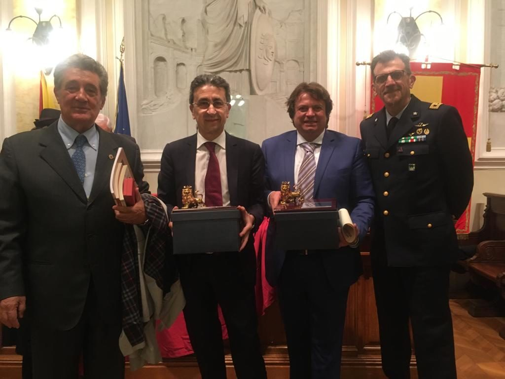 Premio Orione 2018 a due Eccellenze Milazzesi