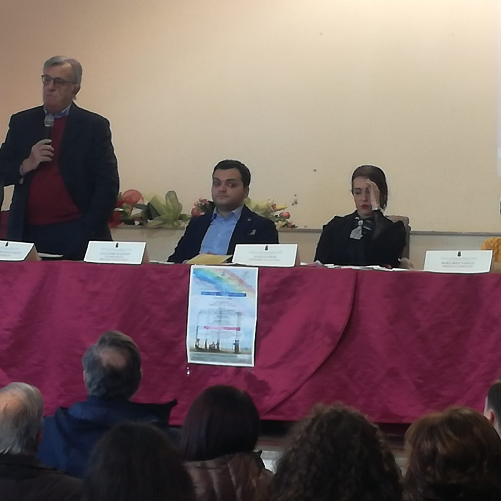 A Barcellona P.G. un convegno per non dimenticare  l'Olocausto degli Ebrei